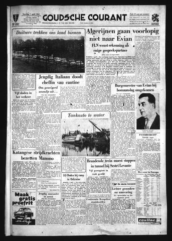 Goudsche Courant 1961-04-01