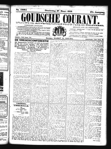 Goudsche Courant 1919-03-27