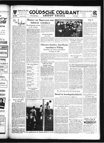 Goudsche Courant 1950-01-16