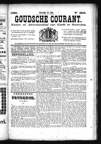 Goudsche Courant 1890-06-21