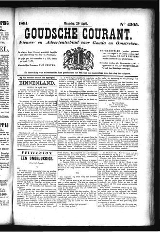Goudsche Courant 1891-04-20