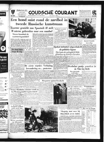 Goudsche Courant 1957-11-04
