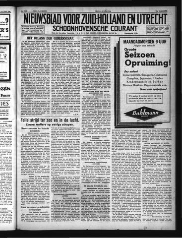 Schoonhovensche Courant 1940-07-12
