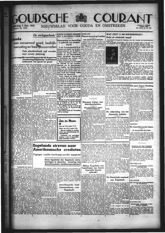 Goudsche Courant 1940-12-05