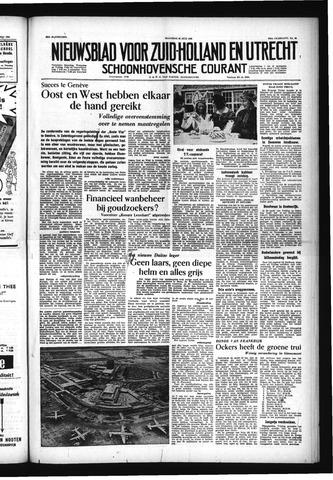 Schoonhovensche Courant 1955-07-25