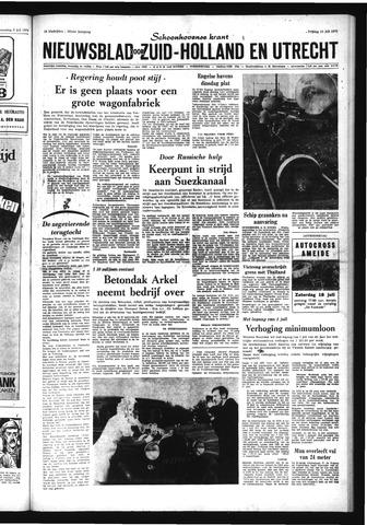 Schoonhovensche Courant 1970-07-10