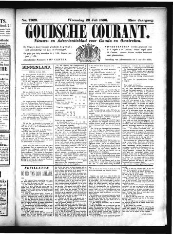 Goudsche Courant 1896-07-29