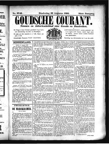 Goudsche Courant 1895-08-22