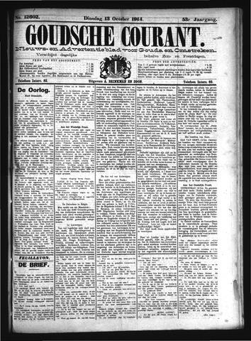 Goudsche Courant 1914-10-13