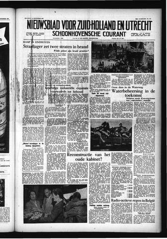 Schoonhovensche Courant 1956-09-24