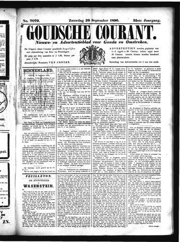 Goudsche Courant 1896-09-26