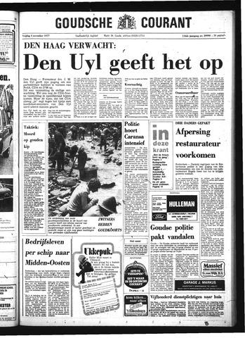Goudsche Courant 1977-11-04