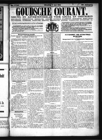Goudsche Courant 1931-07-07