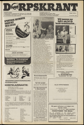 Dorpskrant 1983-11-24