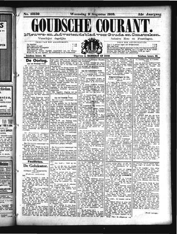 Goudsche Courant 1916-08-09