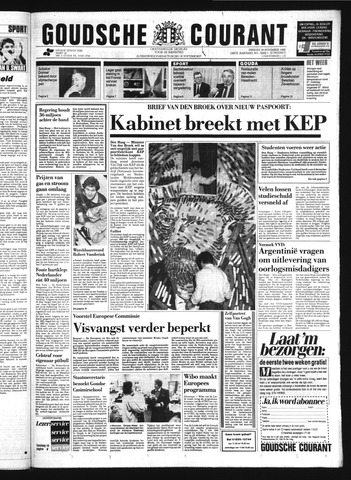 Goudsche Courant 1988-11-29