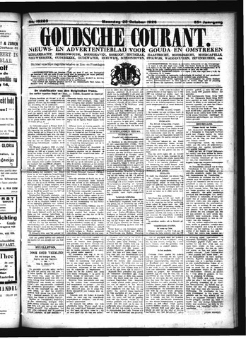 Goudsche Courant 1926-10-25