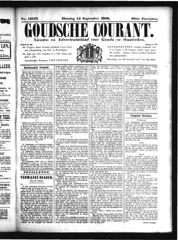 Goudsche Courant 1909-09-14