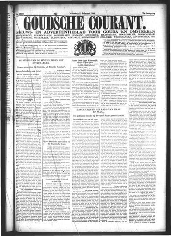 Goudsche Courant 1940-02-12