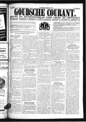 Goudsche Courant 1939-02-09