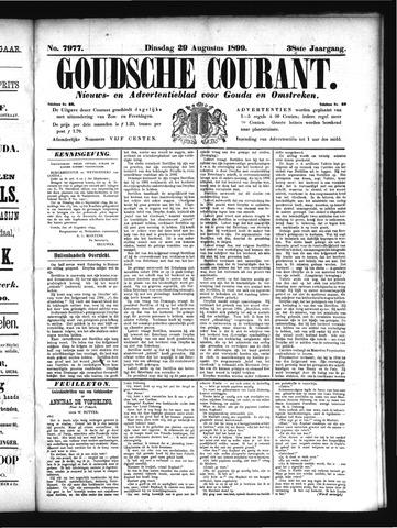 Goudsche Courant 1899-08-29