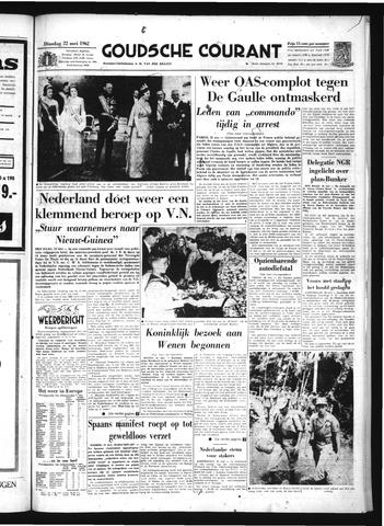 Goudsche Courant 1962-05-22