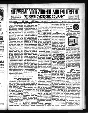 Schoonhovensche Courant 1938-12-28