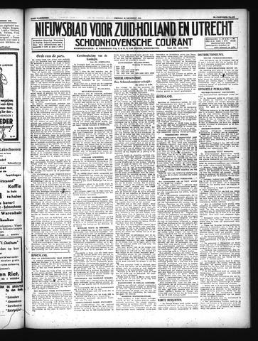 Schoonhovensche Courant 1946-12-20