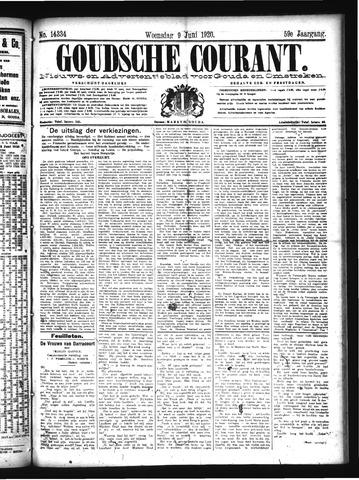 Goudsche Courant 1920-06-09