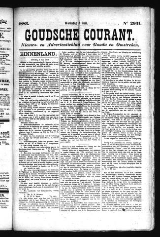 Goudsche Courant 1883-06-06