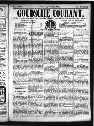 Goudsche Courant 1912-07-31