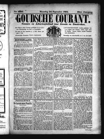Goudsche Courant 1894-09-24