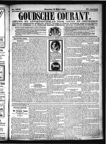 Goudsche Courant 1922-03-13
