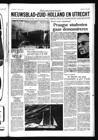 Schoonhovensche Courant 1969-04-21