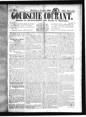 Goudsche Courant 1906