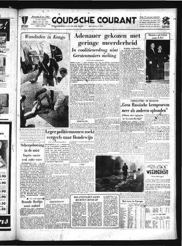 Goudsche Courant 1961-11-08