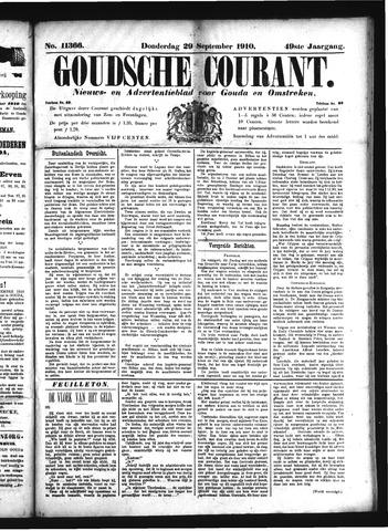 Goudsche Courant 1910-09-29