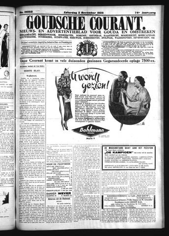 Goudsche Courant 1935-11-02