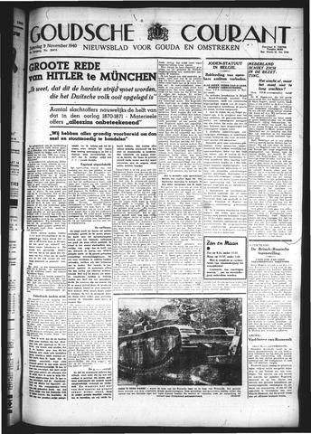 Goudsche Courant 1940-11-09