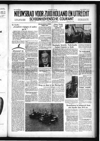 Schoonhovensche Courant 1958-06-04