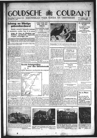 Goudsche Courant 1942-01-21