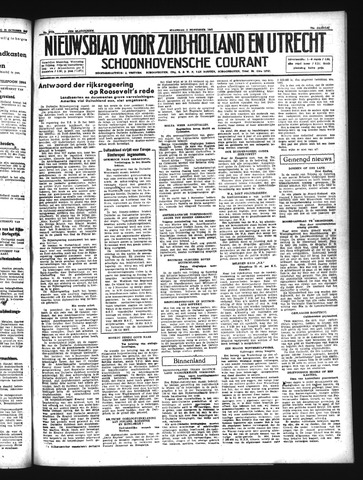 Schoonhovensche Courant 1941-11-03