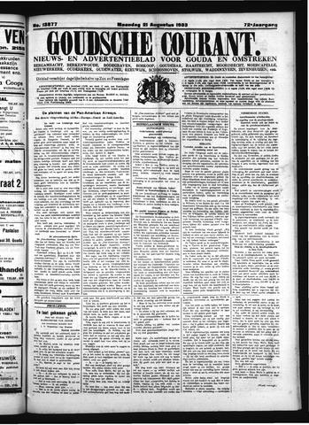 Goudsche Courant 1933-08-21