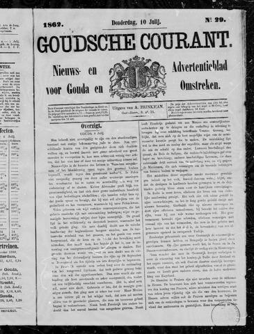 Goudsche Courant 1862-07-10