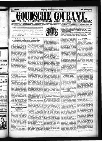 Goudsche Courant 1932-08-19