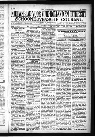 Schoonhovensche Courant 1928-08-24