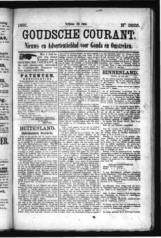 Goudsche Courant 1881-06-24