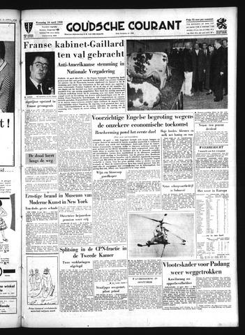 Goudsche Courant 1958-04-16
