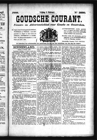 Goudsche Courant 1888-02-03