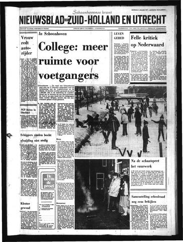 Schoonhovensche Courant 1977